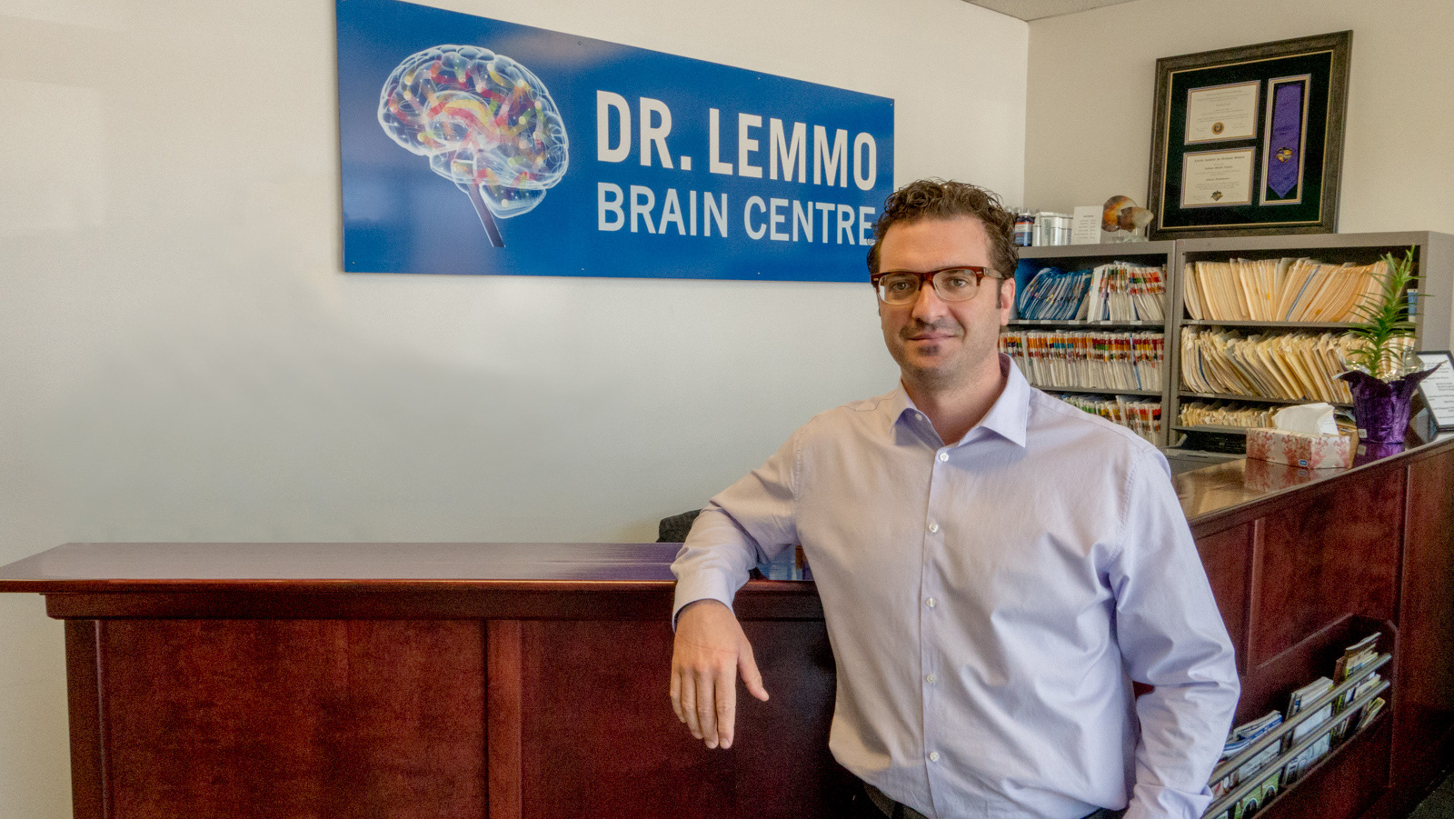 Dr. Anthony Lemmo